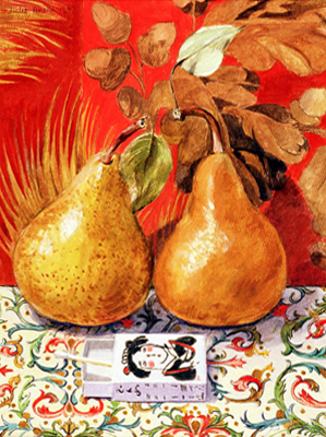 Julia Anello: Pair of Pears